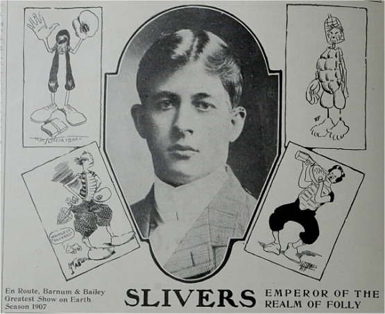 Frank Oakley, a.k.a. Slivers