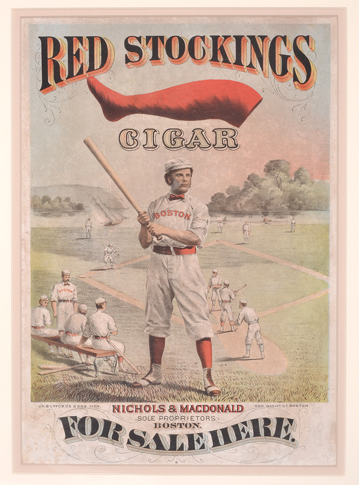 24 x 36 Baseball Game 1889 NA Collegiate Game Of Base-Ball Spectators At A Baseball Game Paying Little Attention To The Game Engraving After A Drawing By WP Snyder American 1889 Poster Print by