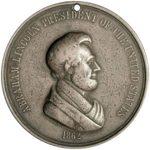 Lincoln Peace Medal