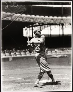 Ruth with Red Sox