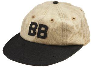 Bustin Babes cap; barnstorming