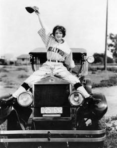 Clara Bow in 1926, Paramount Photo.