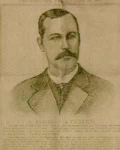 Hay Wodehouse,  Sporting Life, Oct. 21, 1889