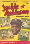 Jackie Robinson comic, 1947