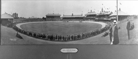 New South Wales vs. Chicago White Sox, January 3, 1914