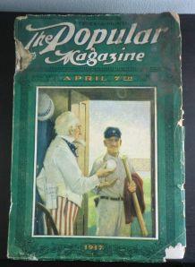 Popular Magazine, April 17, 1917.