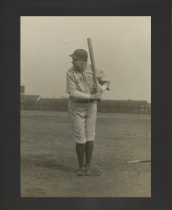 Ruth, March 1920, spring training.