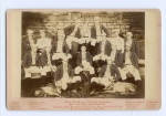 1888 St. Louis Browns, cabinet vard by Guerin.