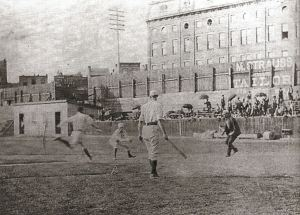 Cincinnati League Park 1885-87