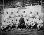 "Cuban Giants of Trenton and New York, ""Colored Champions of 1887 and 1888."""