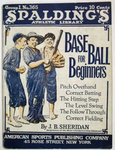 Base Ball for Beginners, 1921