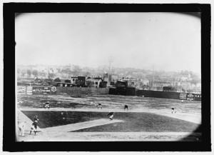 Washington, Swampoodle Grounds, 1888