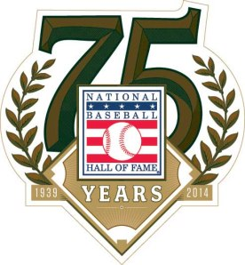 Baseball Hall of Fame, 75th Anniversary