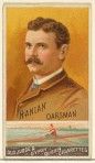 Edward Hanlan, Oarsman, Old Judge & Gypsy Queen, 1888