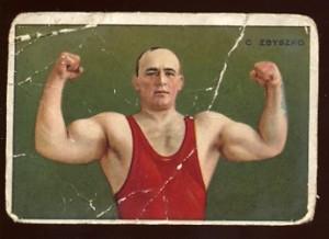 Stanislaus Zbyszko, Wrestler,  Honest Long Cut 1912