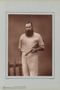 "William Gilbert (""W.G"") Grace, Cricketer"