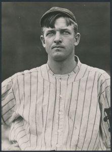 Matty, 1912, photo by Charles Conlon.