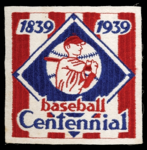 1939 Sleeve Patch