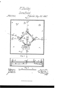 Buckley's Base-Ball Table, 1867