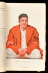 "Matty in ""Baseball Magazine,"" 1915, by J.F. Kernan."