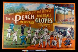 Peach Gloves