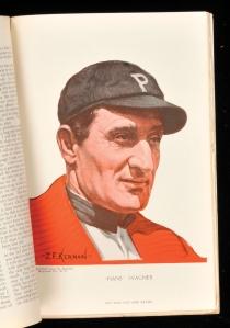 Honus Wagner by Kernan, 1914