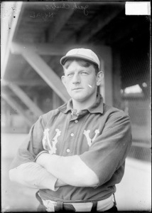 Jack Chesbro with New York