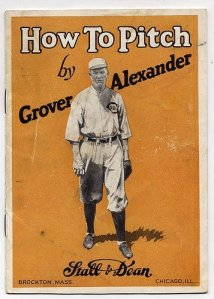 Grover Alexander of the 373 wins