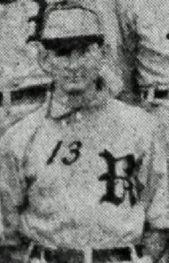 Reddy Grey, Rochester 1901