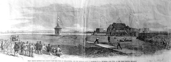 Union Grounds, 1865