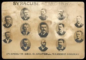 1887 Syracuse with Higgins