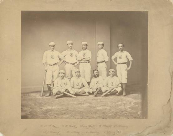 Cincinnati Red Stockings of 1869