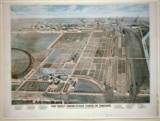 Dexter Park 1870