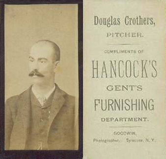 Doug Crothers, Syracuse, 1887