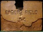 Ebbets Field cornerstone