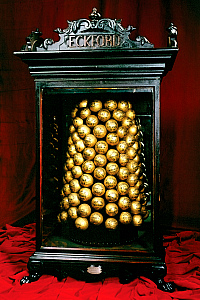 Eckford BBC trophy balls