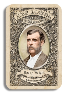 Harry Wright, Ars Longa rendition