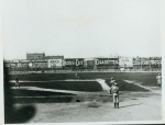 Polo Grounds, Opening Day, April 29, 1886