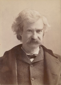 Mark Twain in his Hartford years