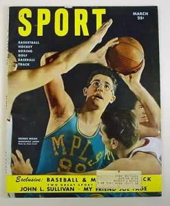 George Mikan was Clark Kent.
