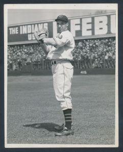 Bob Feller, 1937.