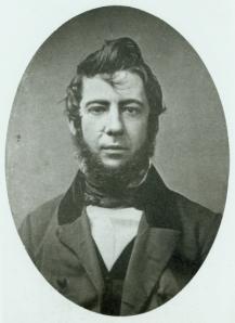 Alex Cartwright ca. 1850.