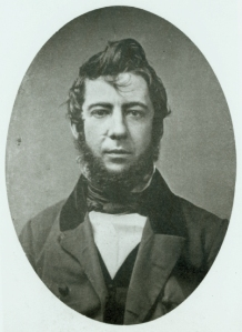 Alex Cartwright ca. 1850.