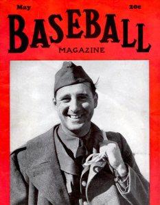 Hank Greenberg, 1942.