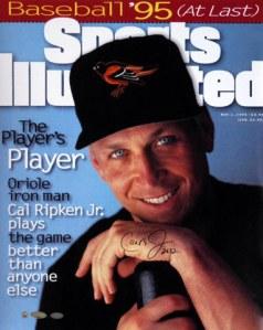Cal Ripke, 1995