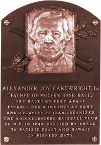 Cartwright Plaque