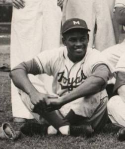 Clemente with Montreal, 1954.