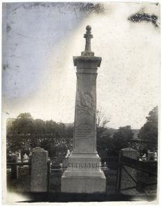 Creighton Monument, Green-Wood Cemtery