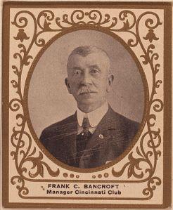 Frank C. Bancroft.