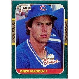 Greg Maddux.